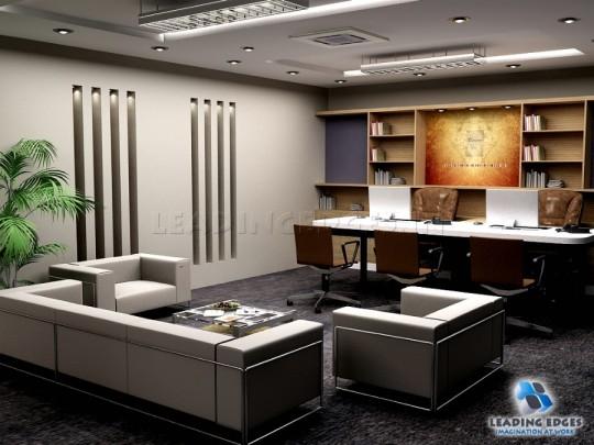 Office Leading Edges